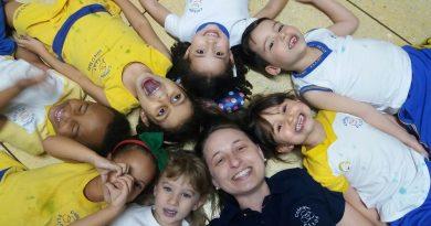 Disciplinas da Educação Infantil
